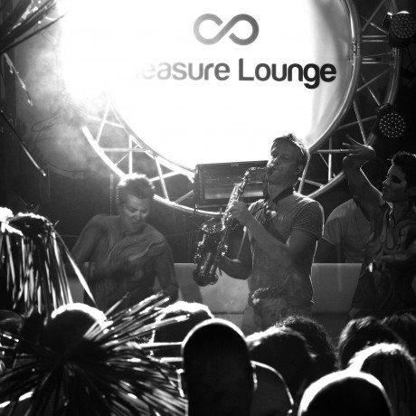 Wayland & Falko on sax @Pleasure lounge