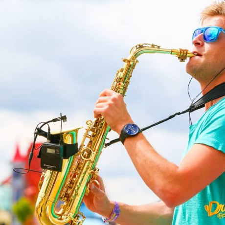 Wayland & Falko on Sax Dreamfields